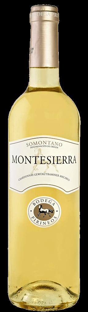 Montesierra Blanco Flasche