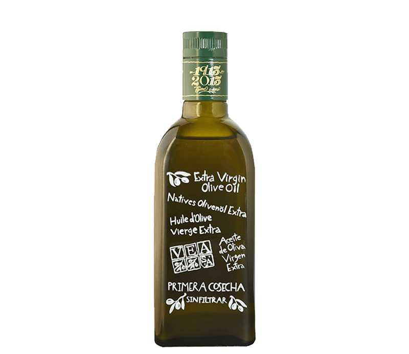 VEA Olivenöl Extra Virgen ungefiltert