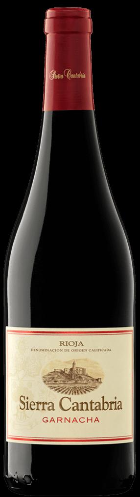 Sierra Cantabria Garnacha Flasche