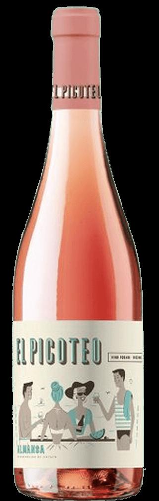 Piqueras El Picoteo Rosé Bio Flasche