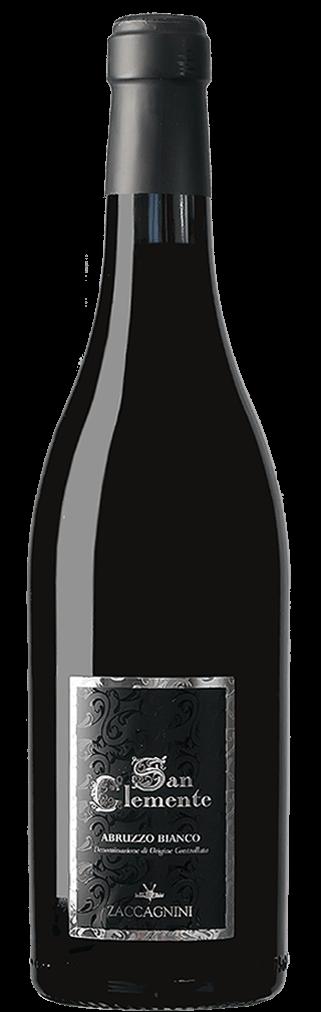 Zaccagnini San Clemente Abruzzo Bianco Flasche