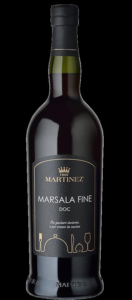 Martinez Marsala Fine DOC Flasche
