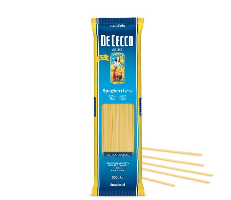 Spaghetti Nr.12