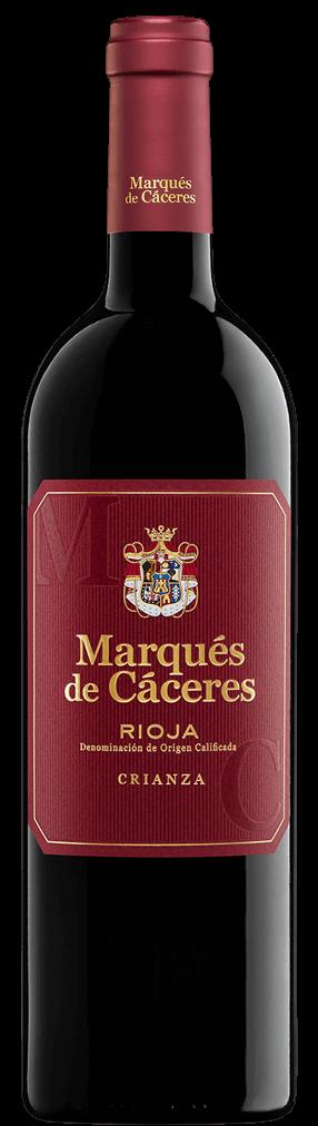 Marqués de Cáceres Crianza DOCa Flasche