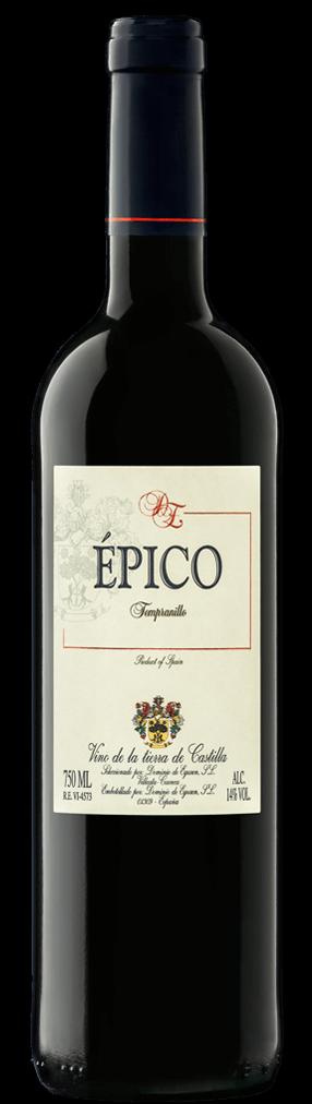 Épico Roble 2015 Flasche