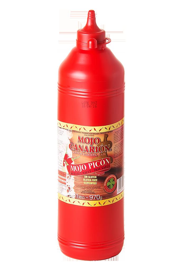 Rote Mojosauce
