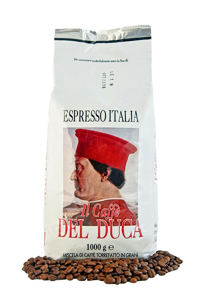 Del Duca Espresso Bohne