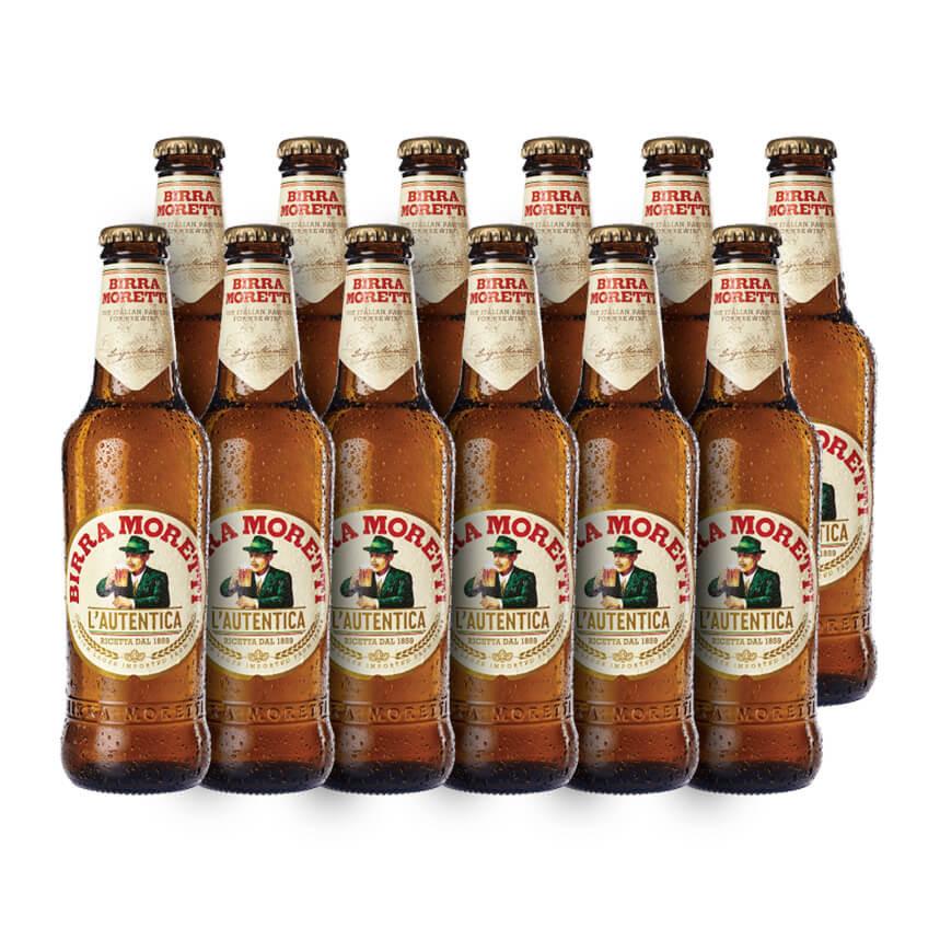 Moretti Bier