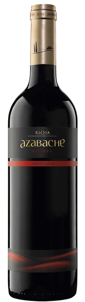 Azabache Reserva Graciano Flasche