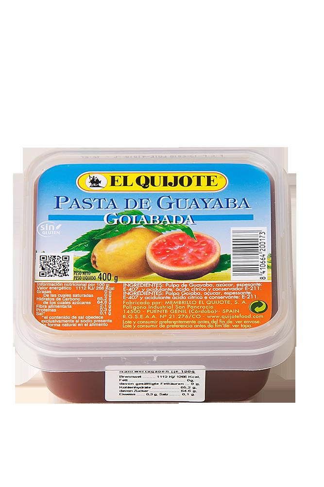 Guavenpaste