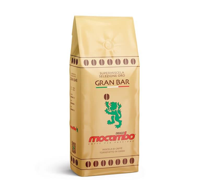 Mocambo Gran Bar Espresso Bohnen 1kg