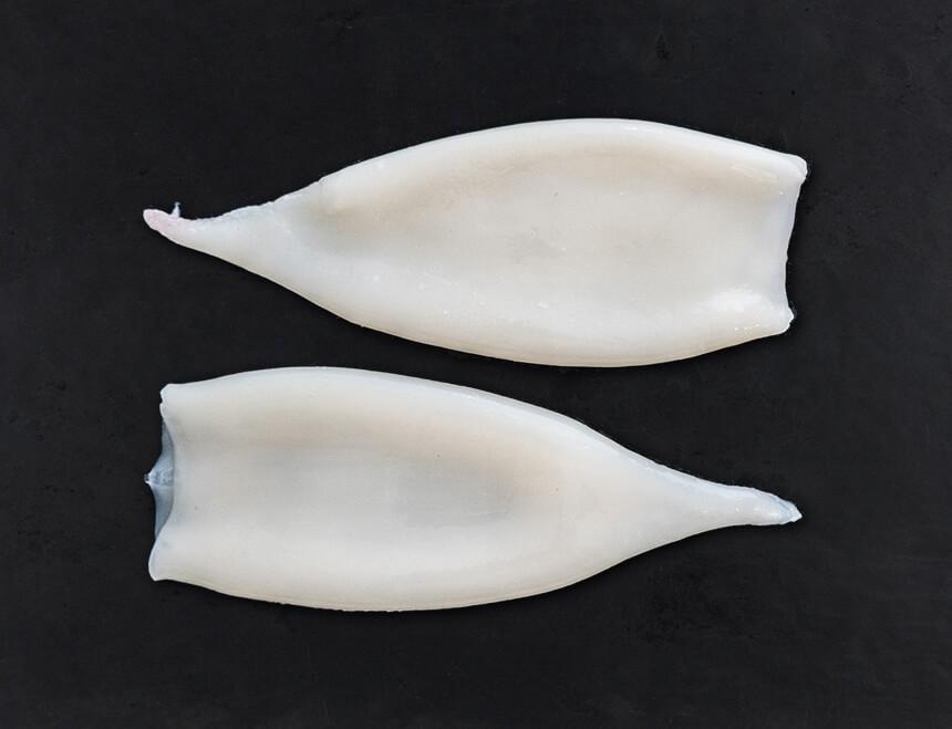 Calamar Tuben Frisch
