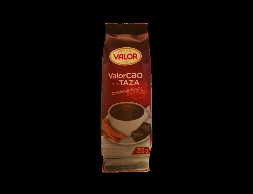 ValorCao Kakaopulver Trinkschokolade