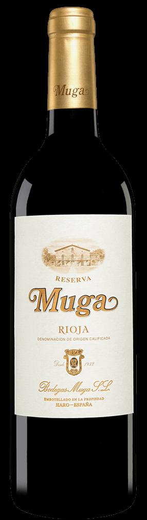Muga Reserva 2013 Flasche