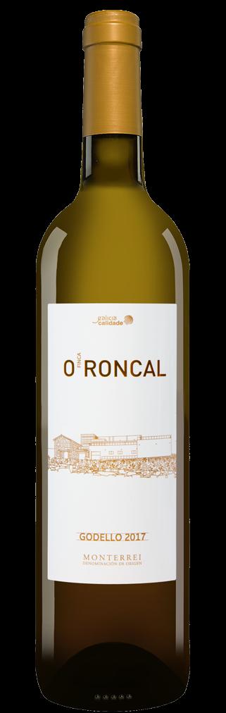 O Roncal Blanco Flasche