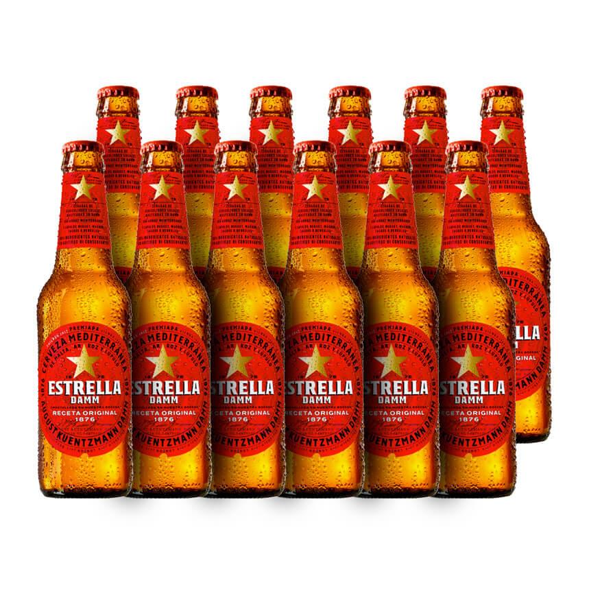 Estrella Damm Bier