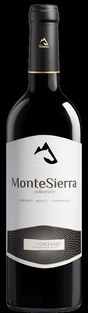 Bodega Pirineos Montesierra Selección Flasche