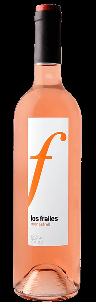 Los Frailes Rosé BIO Flasche