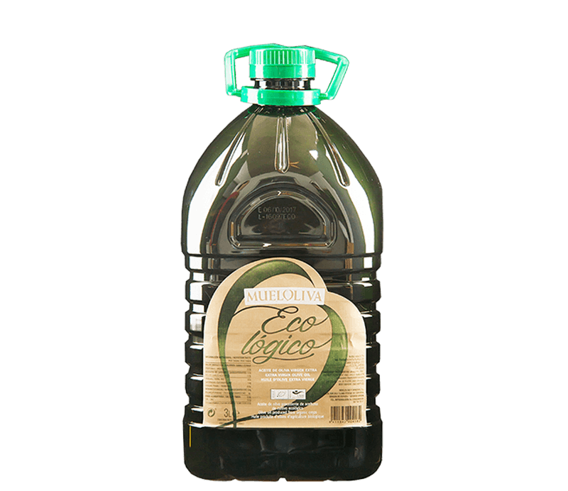 Mueloliva Natives Olivenöl Extra 3 L BIO