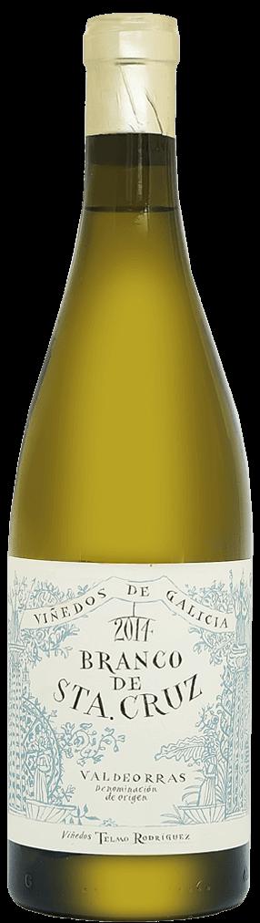 Telmo Rodriguez Branco de Santa Cruz Flasche