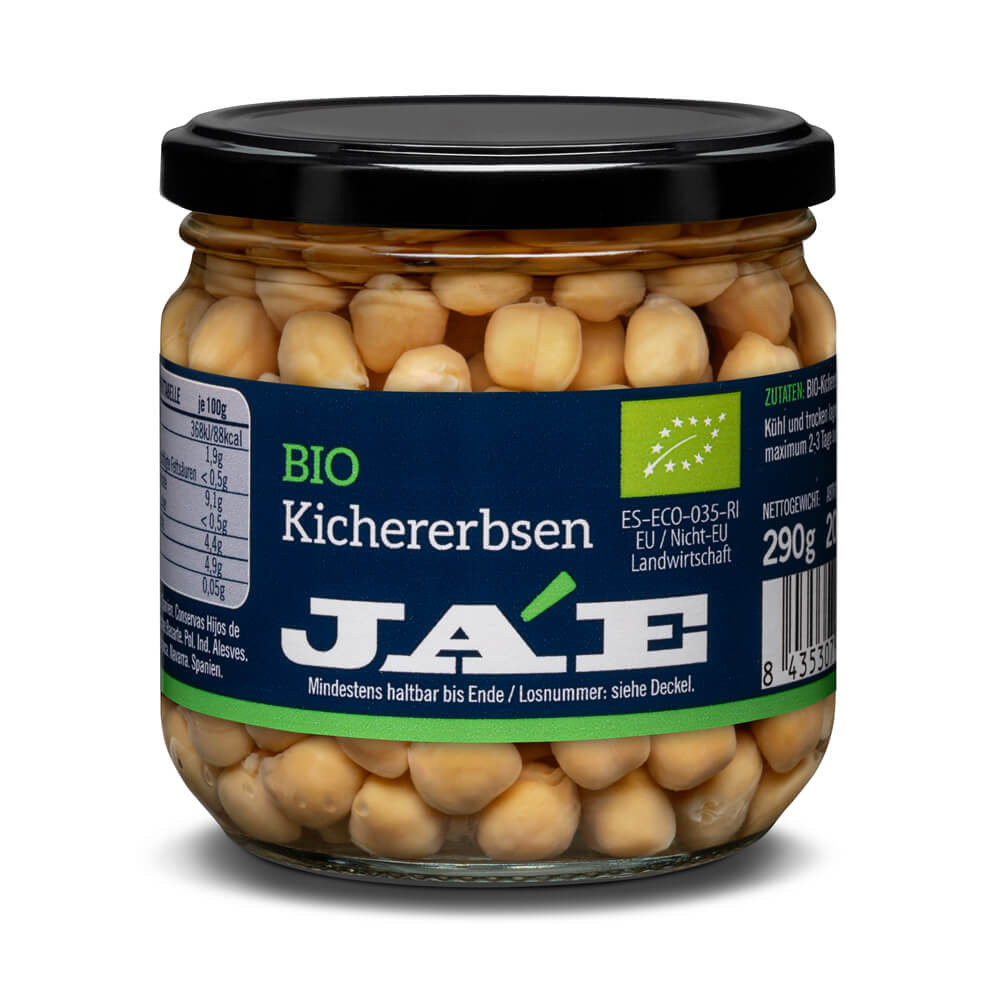 Kicherebsen Jae BIO