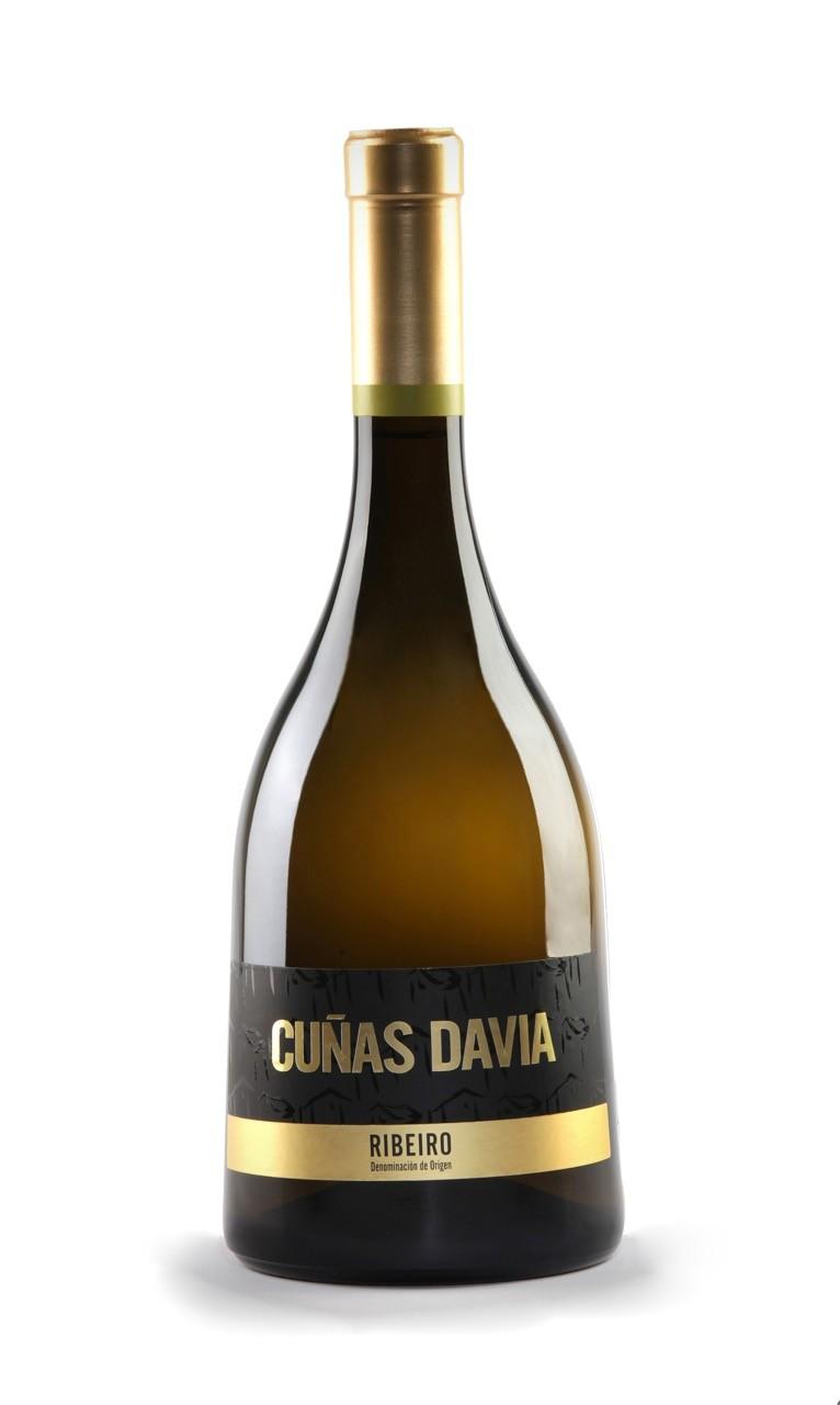Cuñas Davia weiß Barrica 0,75 l