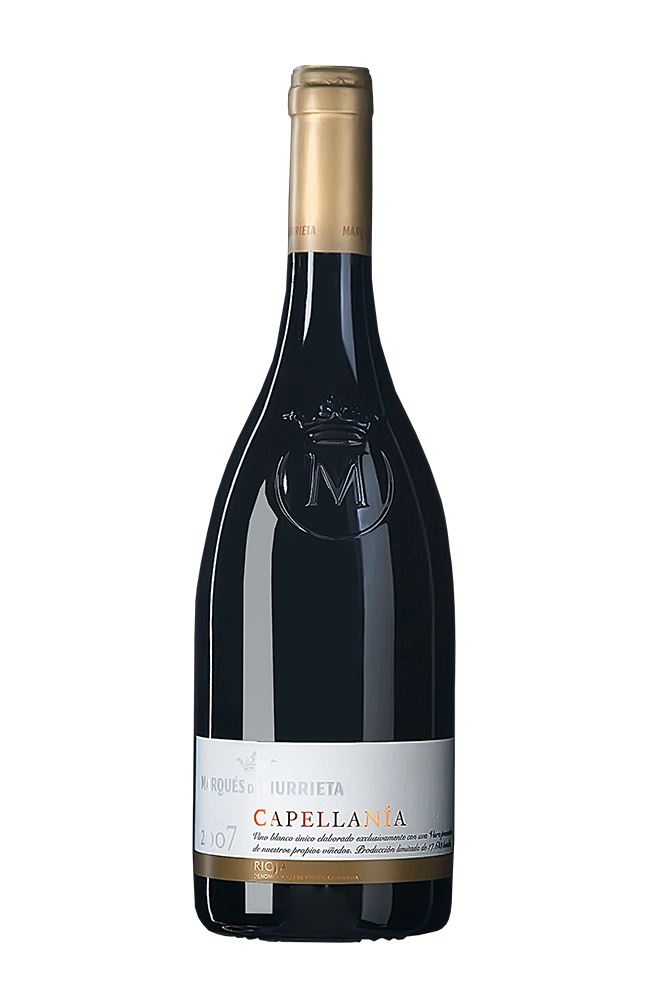 Marques de Murrieta - Capellania Reserva Blanco