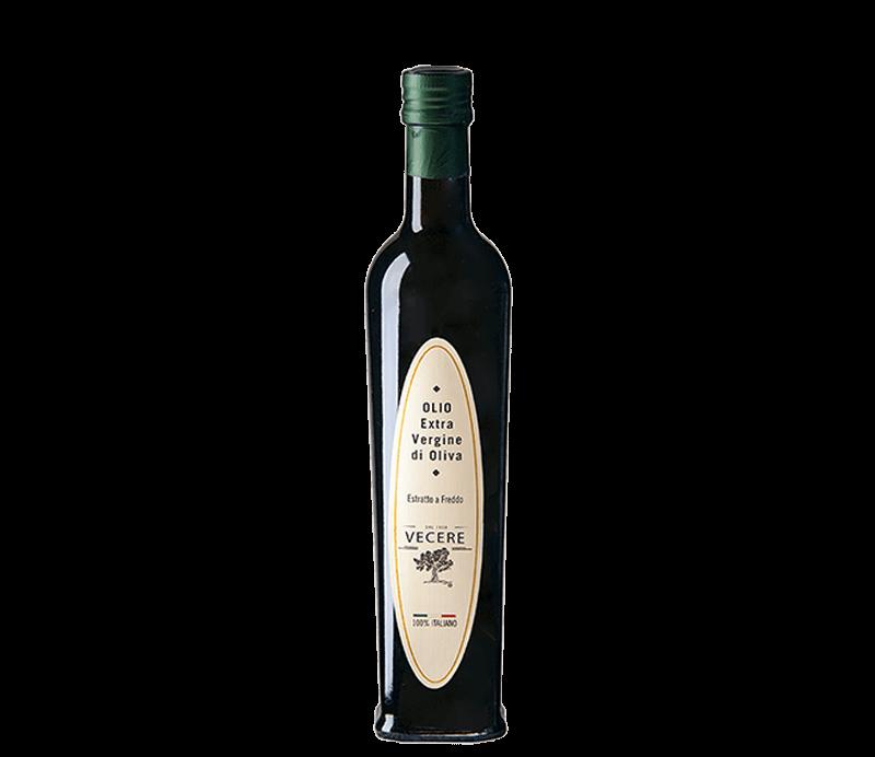Vecere Olio Extra Vergine di Oliva 0,5lt