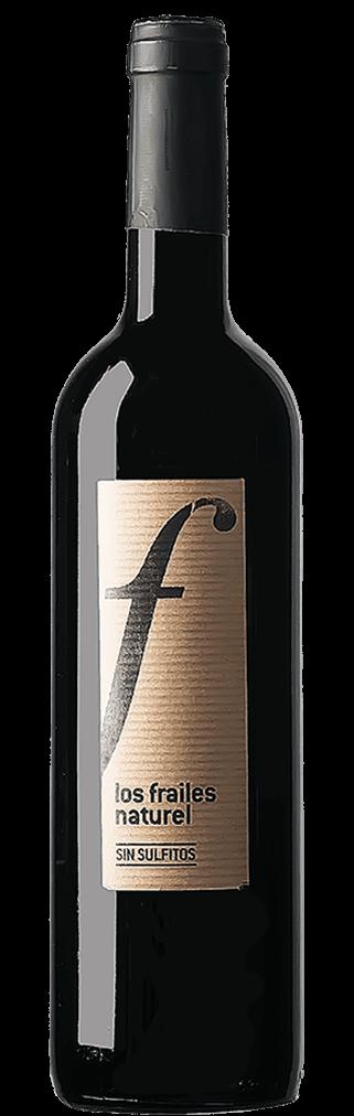 Los Frailes tinto (ohne Sulfite) 0,75l BIO Flasche