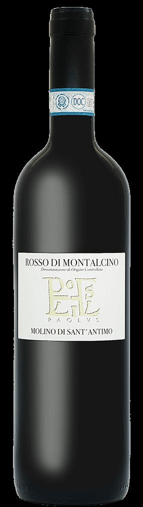 Molino di Sant Antimo Rosso di Montalcino Flasche