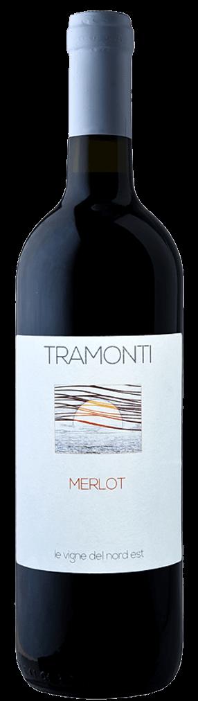 Tramonti Merlot Rosso Flasche