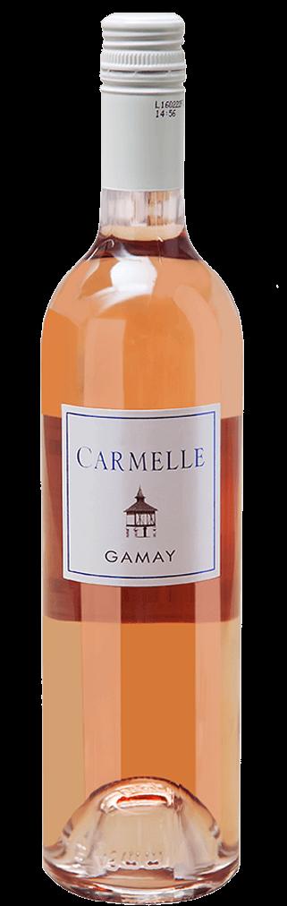 Carmelle Rosé Flasche
