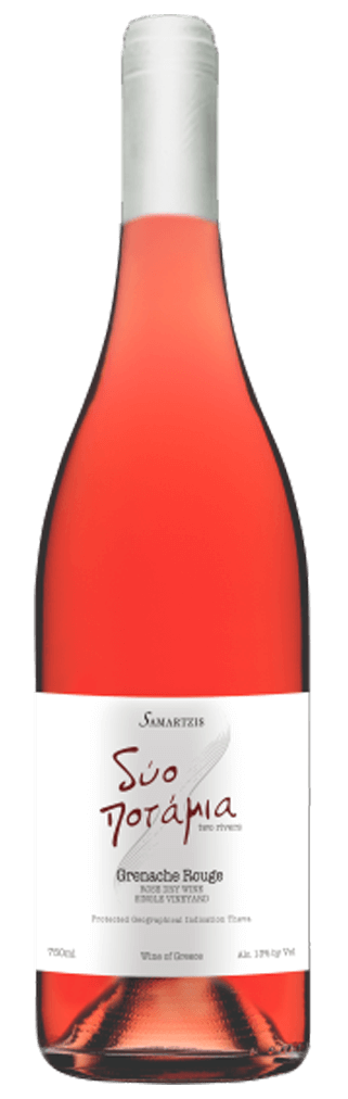 Two Rivers Rosé Flasche