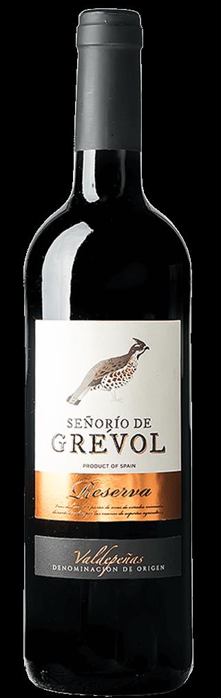 Señorío de Grévol Reserva 2011 Flasche
