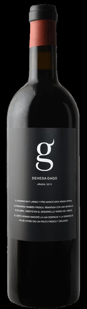 Telmo Rodríguez Dehesa Gago Flasche