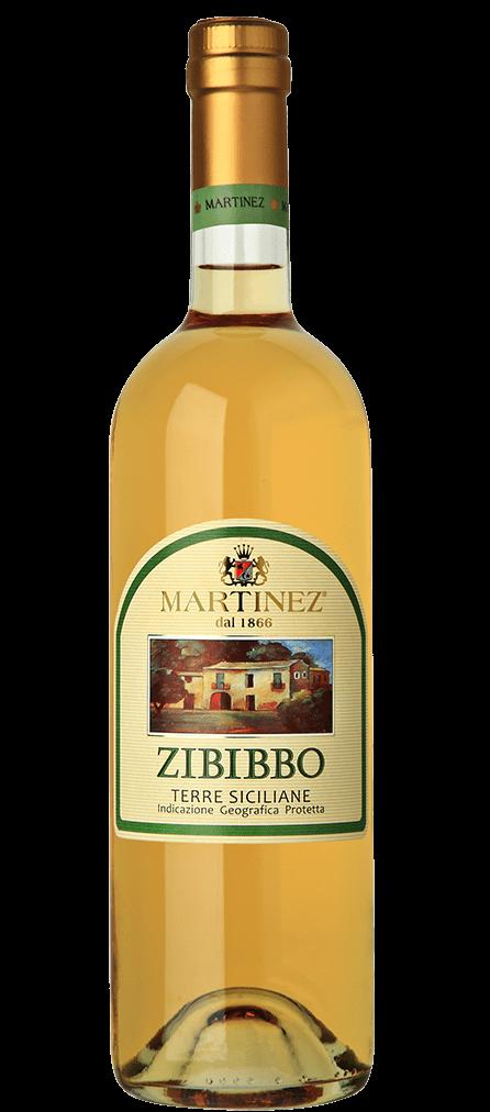 Martinez Zibibbo Terre Siciliane Flasche