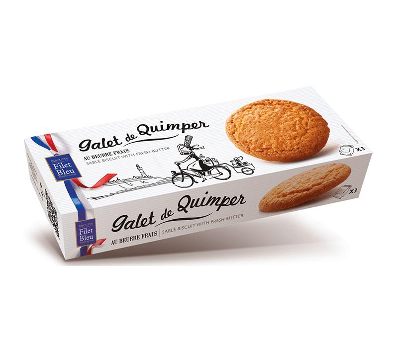 Butterkeks aus Quimper