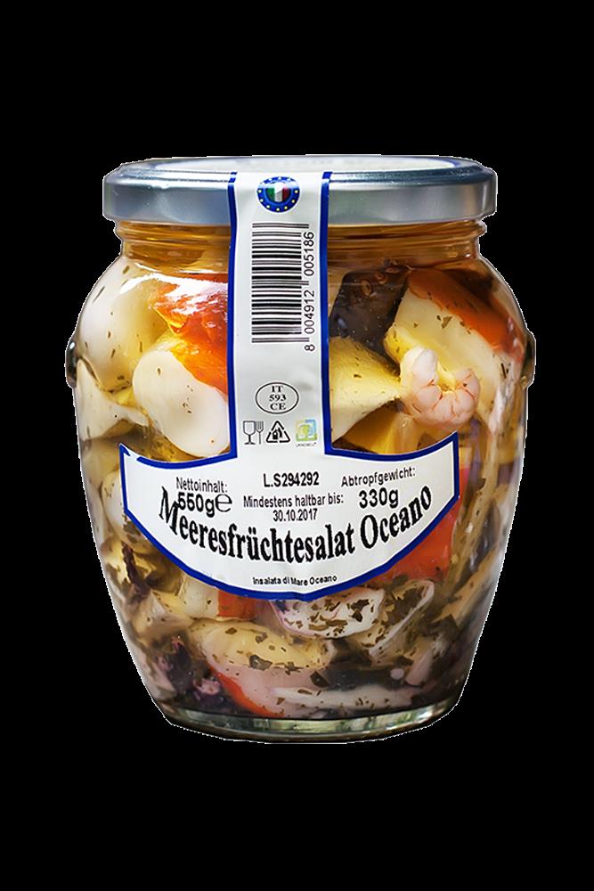 Borelli Meeresfrüchte Salat