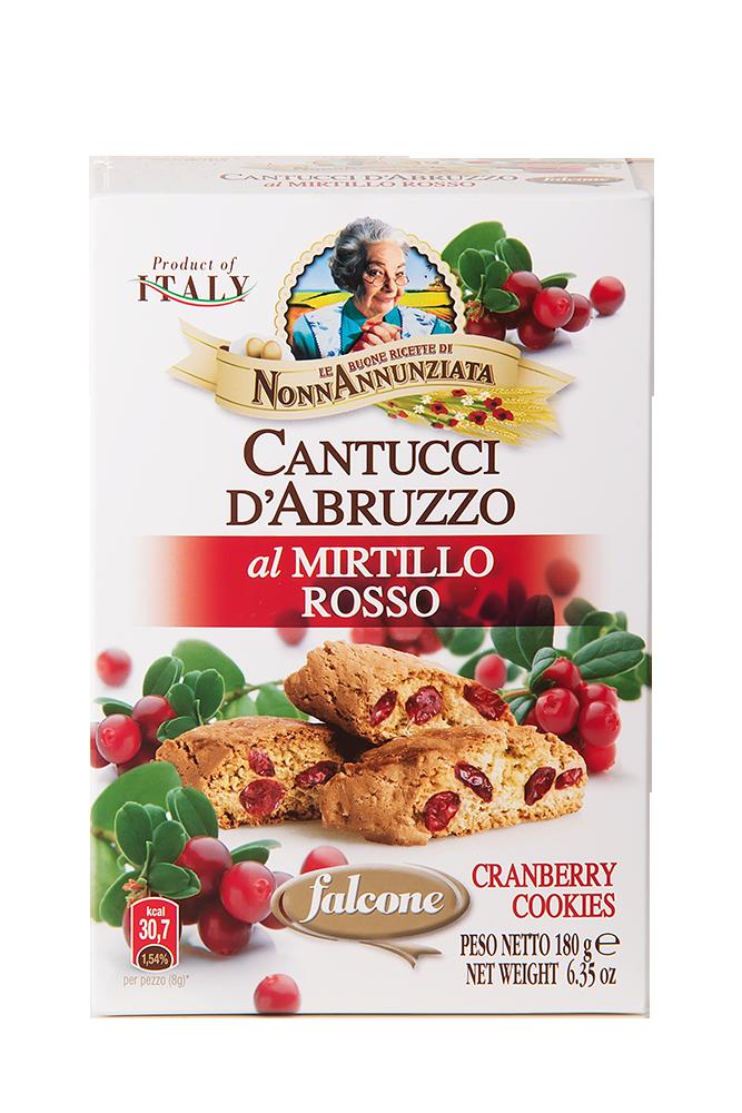 Cantuccini mit Heidelbeeren