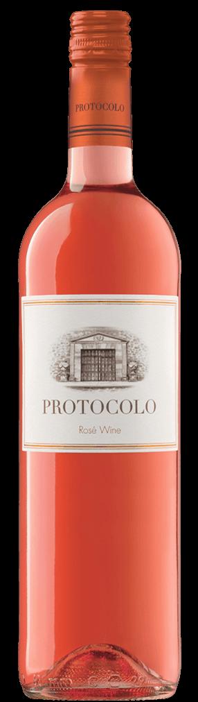 Protocolo Rosado Flasche