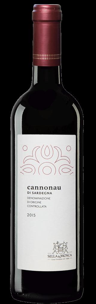 Sella & Mosca Cannonau di Sardegna Flasche