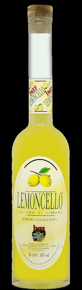 Jannamico Limoncello Flasche