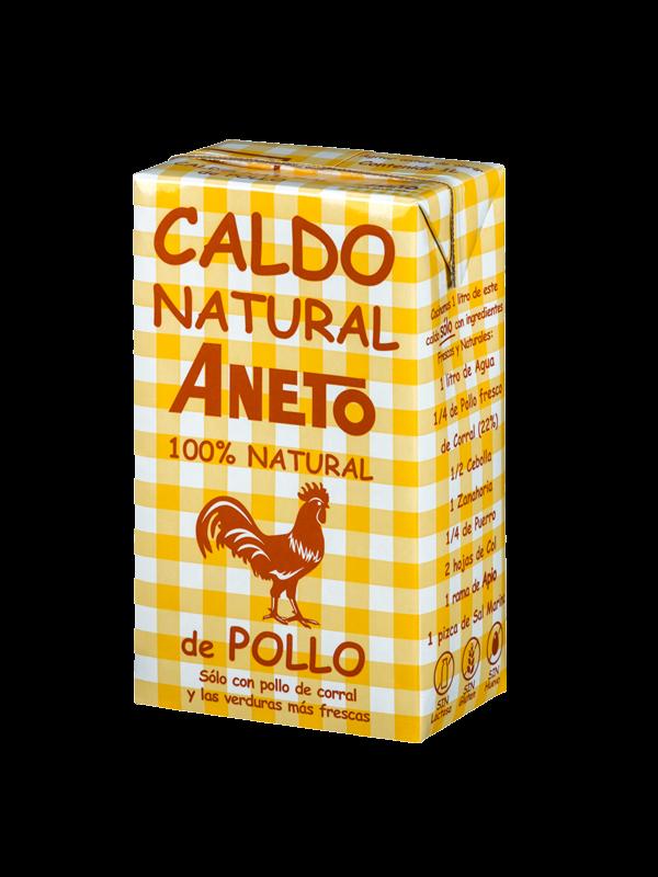 Caldo de Pollo Hühnerbrühe 1l