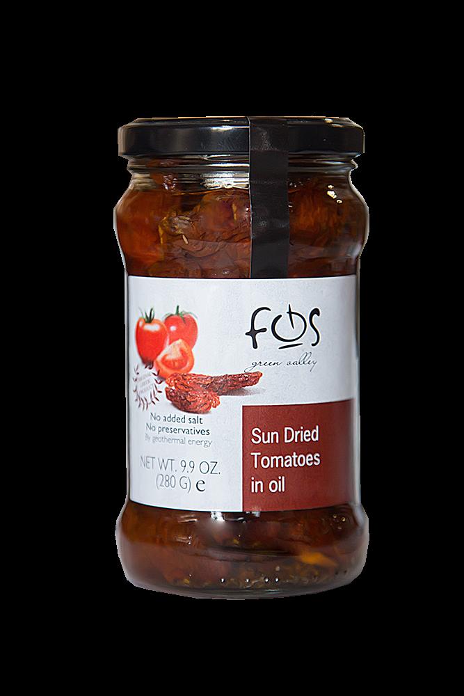 FOS sonnengetrocknete Tomaten in Öl