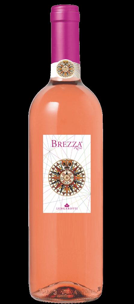 Lungarotti Brezza Rosato Flasche