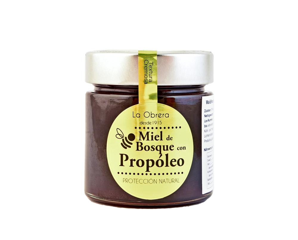 Wald Honig mit Propolis