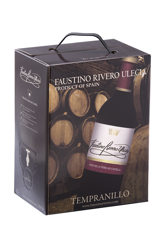Faustino tinto Bag in Box