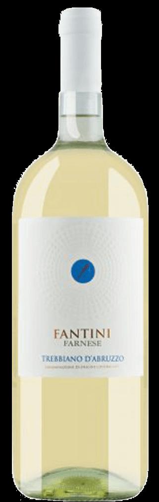 Farnese Trebbiano d'Abruzzo Bianco Magnum Flasche