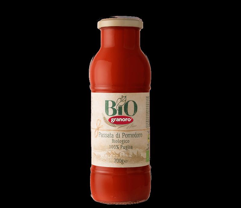 Passata di Pomodoro - Passierte Bio Tomaten