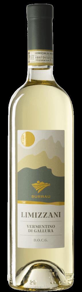 Surrau Vermentino di Gallura Weißwein DOCG Flasche